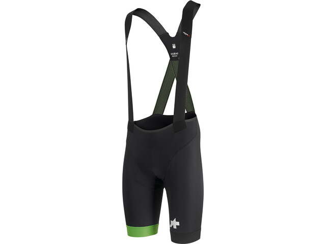assos Equipe RS S9 Bib Shorts Men data green